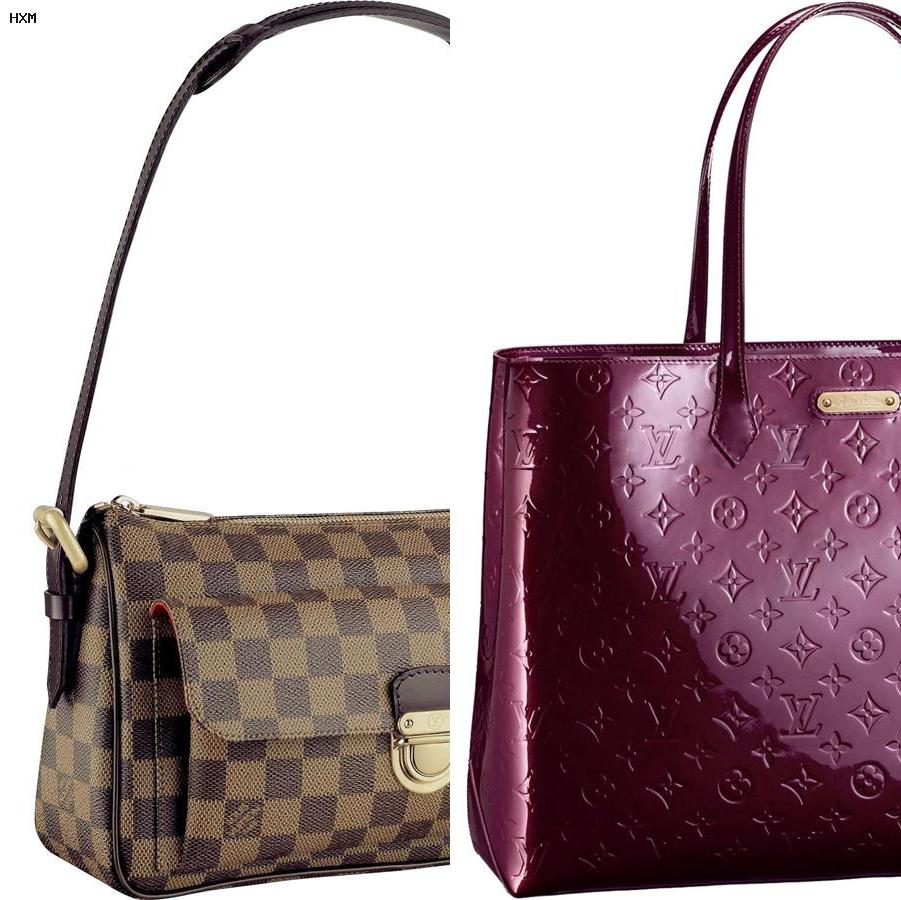 bolso cuadros louis vuitton