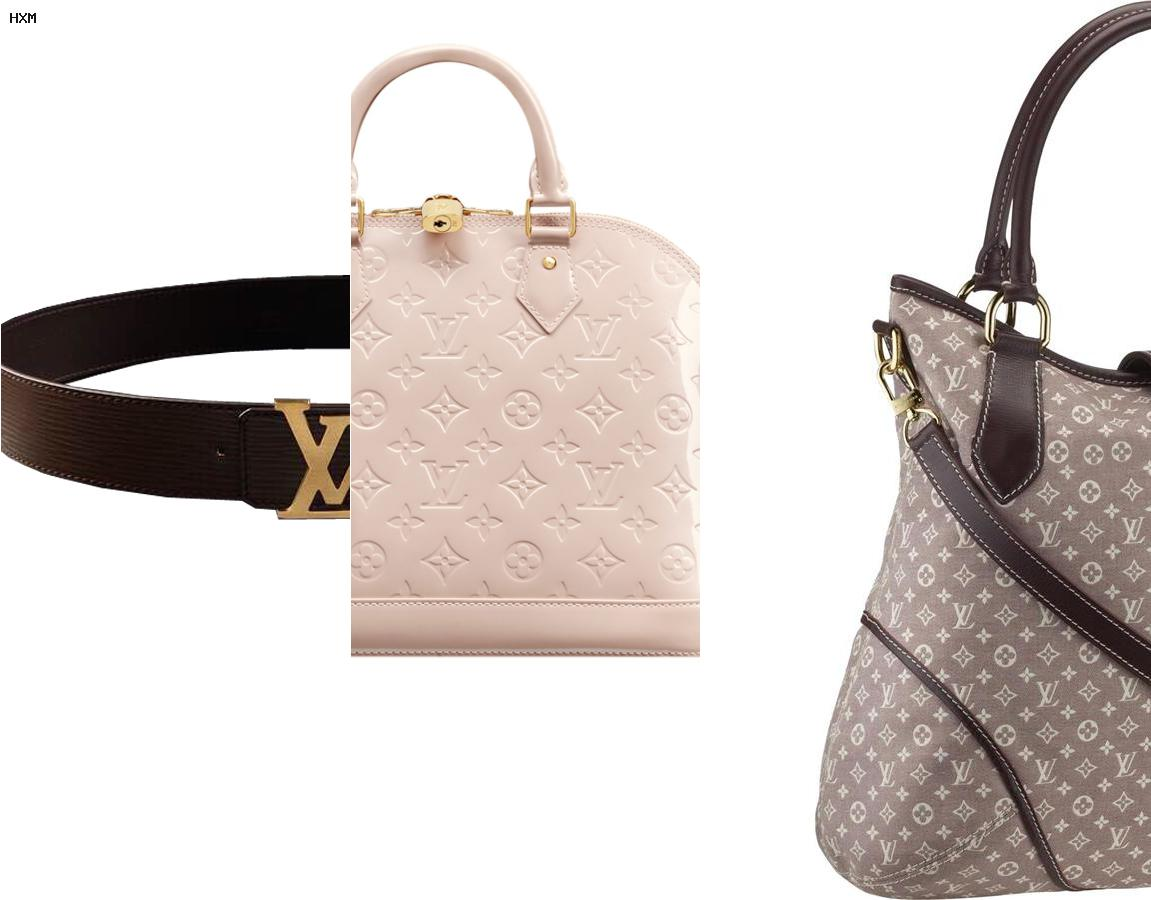 bolso louis vuitton rosa
