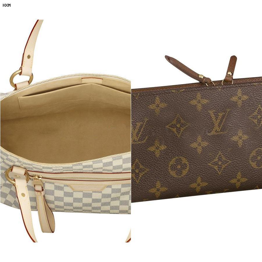 como identificar una bolsa lv original